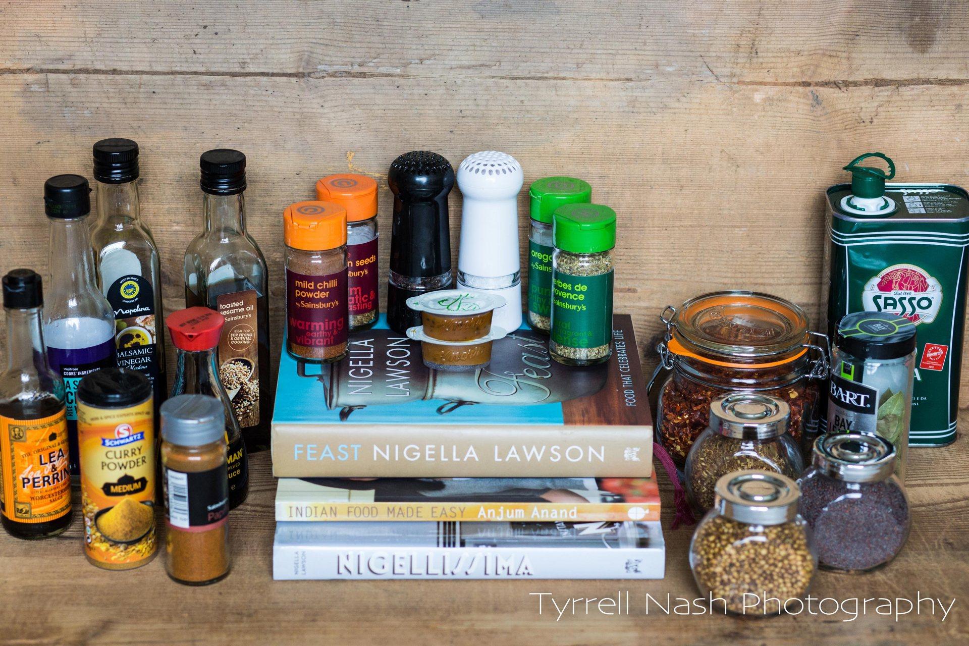 Essential store cupboard ingredients